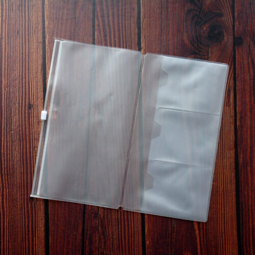 Пластиковые карманы и вставки