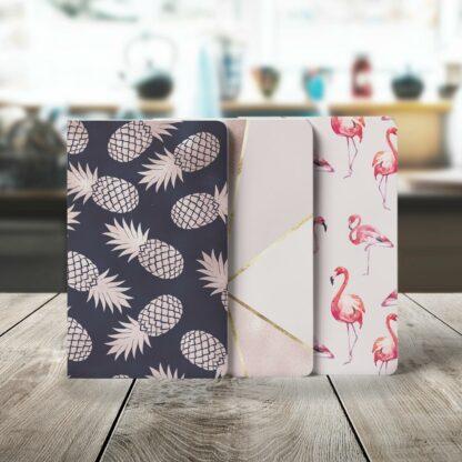Блокноты-трио «Розовая нежность»